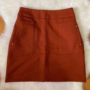 A-Line pocket skirt H&M